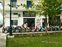 Motorbike Rentals - Ilovesantas